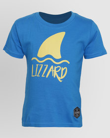 Lizzard Boys Moss Tee Blue