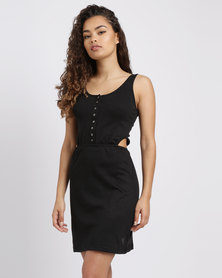 Lizzy Nika Dress Black