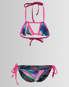 Lizzy Girls Chanie Bikini Set Multi