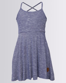 Lizzy Girls Monica Dress Blue