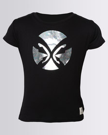 Lizzy Girls Sonya Tee Black