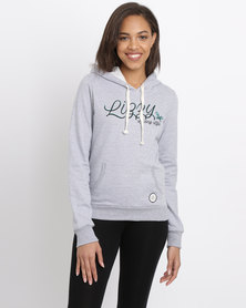 Lizzy Kiba Sweatshirt Grey