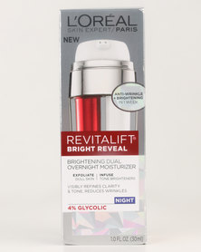 L'Oreal Bright Reveal Duo Night Care