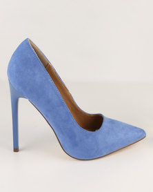 Madison Chantelle Pointed Pumps Ocean