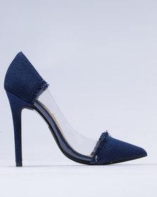 Madison Kalene Courts Denim Blue