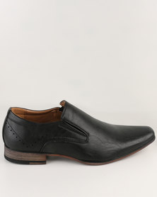 Madison Harrison Shoe Black