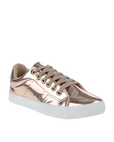 Madison Roxie Sneaker Rose Gold