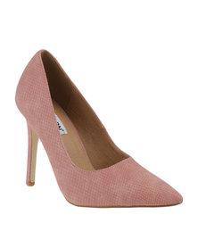 Madison Tribeca High Heel Dusty Pink Lizzard