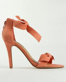 Madison Indiana Heels Coral