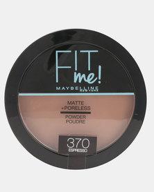 Maybelline Fit Me Powder 370 Espresso