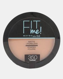 Maybelline Fit Me Powder 350 Caramel