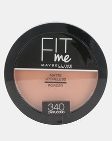 Maybelline Fit Me Powder 340 Cappuccino