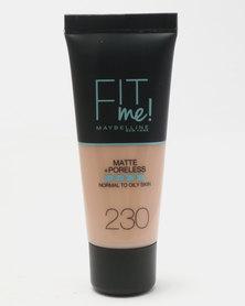 Maybelline Fit Me Matte Poreless 230 Natural Buff
