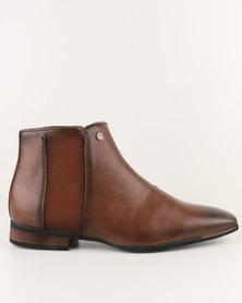 Mazerata Magio 26 Boots Tan