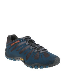 Merrell Chameleon II Flux Outdoor Shoe Blue