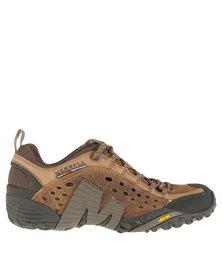 Merrell Intercept Outdoor Shoe Brown