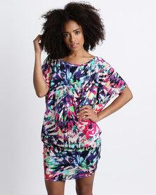 Michelle Ludek Jackie Dress Colour Burst