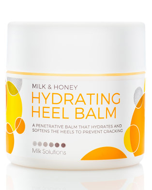 Milk Solutions Milk & Honey Hydrating Heel Balm
