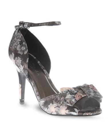 Miss Black Crawford Heels Black