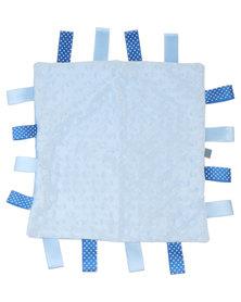 Moederliefde Taglet Blanket Blue