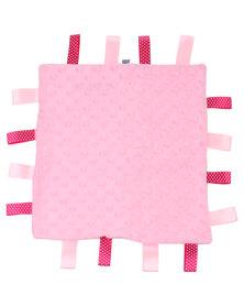 Moederliefde Taglet Blanket Pink