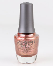 Morgan Taylor Ice Queen Anyone? - MT Red
