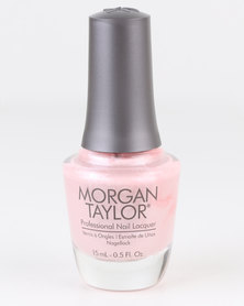 Morgan Taylor N-Ice Girls Rule - MT Pink