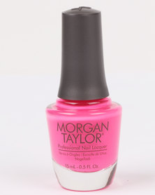 Morgan Taylor  Professional Nail Lacquer Pretty As A Pink-Ture