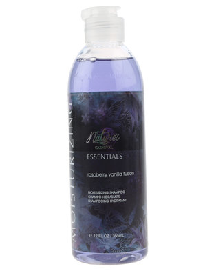 Nature's Carnival Moisturizing Shampoo Raspberry Vanilla Fusion 355ml