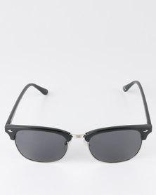 New Look Men's Club Sunglasses Black