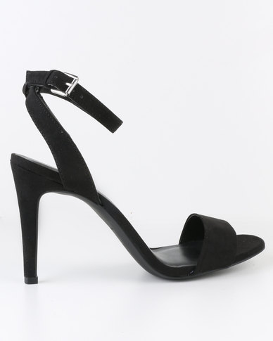 New Look Rock Sole Sandals Black