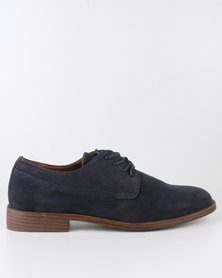 New Look Frankie Derby Shoe Navy