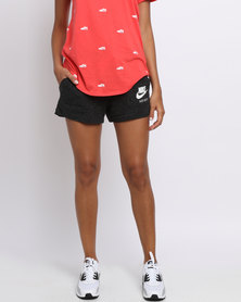 Nike W NSW Gym Vintage Short Black