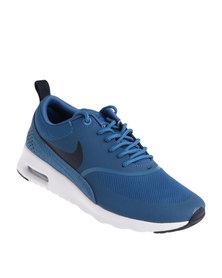 Nike Womens Air Max Thea Sneaker Blue