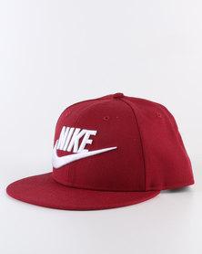 Nike Unisex True Futura Cap Red