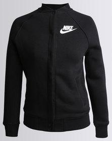 Nike W NSW Rally Jacket Black