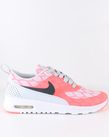 Nike Girls Air Max Thea SE GS Sneaker Lava Glow