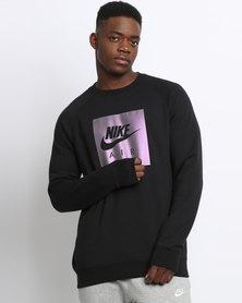 Nike Sportswear Crew-neck Black