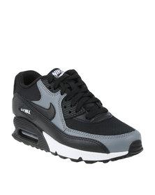 Nike Womens Air Max 90 Sneaker Black