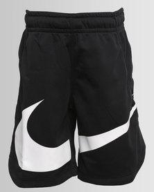 Nike Dri-Fit Vent GFX Shorts Black