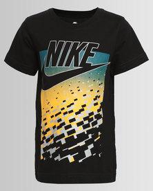 Nike Futura Gradient Tee Black
