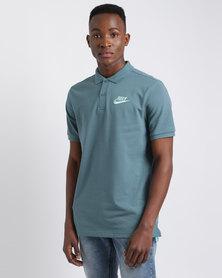 Nike Sportswear Polo Shirt Green
