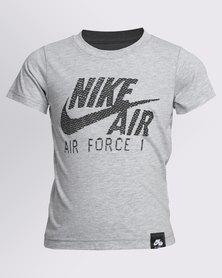 Nike NKB Air Force 1 Tee Grey