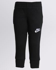 Nike NKB Club Fleece Rib Cuff Pants Black