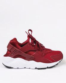 Nike Huarache Run GS Sneaker Red