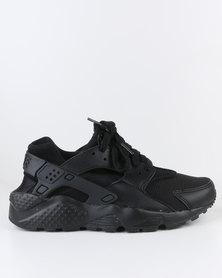 Nike Huarache Run GS Sneaker Black