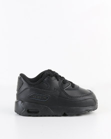 Nike Air Max 90 Leather TD Sneaker Black