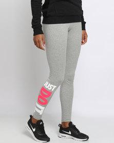 Nike Women's Sportswear Leggings Grey