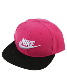 Nike Girls True Limitless Snapback Peak Cap
