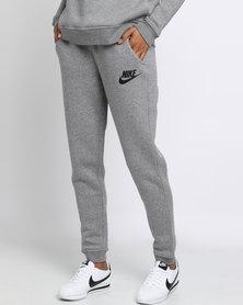 Nike Women's Sportwear Rally Pant Grey